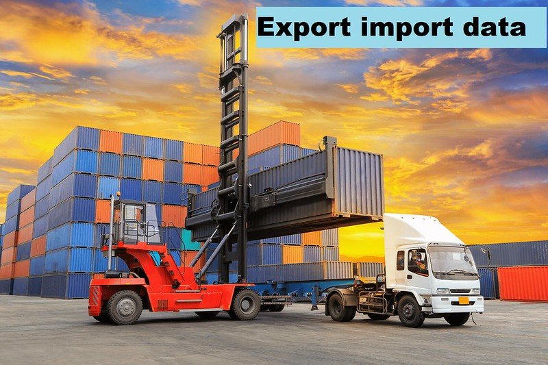 Import export logistics in India